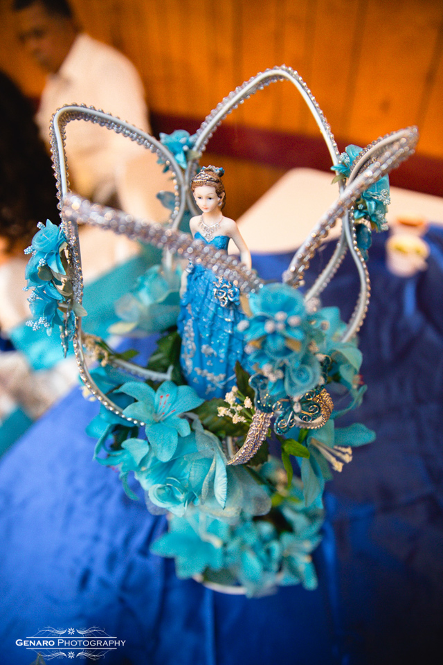 tiffany blue quinceanera theme | just b.CAUSE