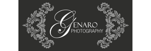 Wedding Photographer – Genaro Photography logo